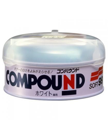 Абразивная полироль Rubbing Compound W Soft99, 200 г Soft99 09049