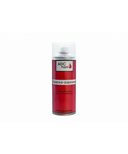 Краска аэрозольная для RENAULT цвет KNM Светлый базальт (металлик) / Gris Basalte met. 40 мл