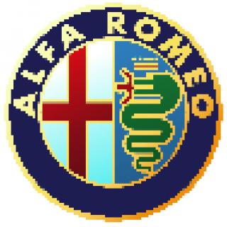 Аэрозольные краски для автомобилей Alfa Romeo