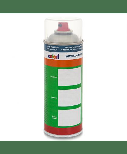 Аэрозольная эпоксидная эмаль, спрей 400мл, цвет RAL 9016 Транспортный белый