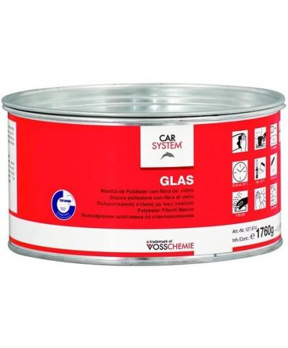 CARSYSTEM 2К Полиэфирная стекловолокнистая шпатлевка