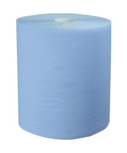 CARSYSTEM Малярные салфетки 38х38 DOUBLE BLUE (1000 шт./рул.)