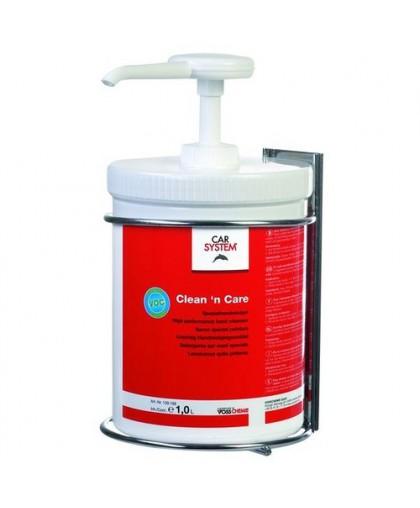 CARSYSTEM Clean'n Care - Средство для очистки рук от краски (1л)