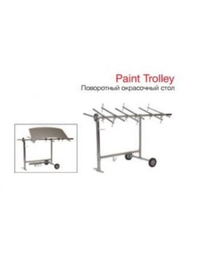 CARSYSTEM Окрасочный стол Paint Trolley
