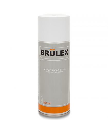 1K Аэрозольный грунт-наполнитель BRULEX, 400 мл