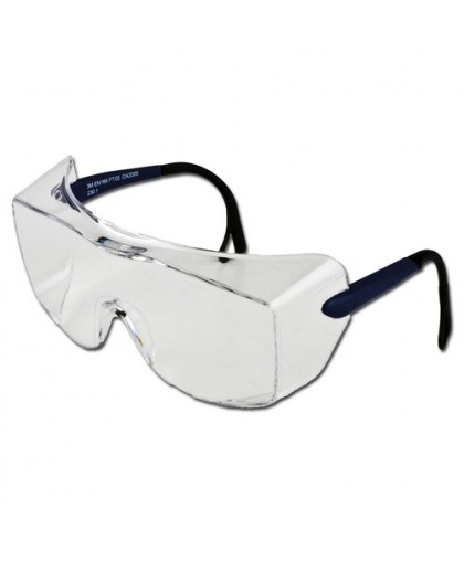 3M OX2000 Защитные очки открытые с поликарбонатными прозрачными линзами