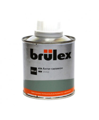 BRULEX Анти-силиконовая добавка, 0,25л