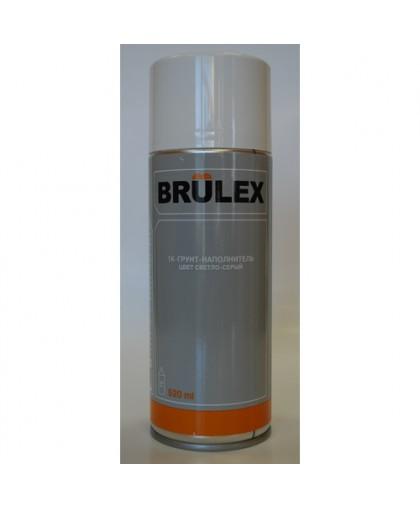 BRULEX 1К-Грунт-наполнитель (спрей) New, 400мл