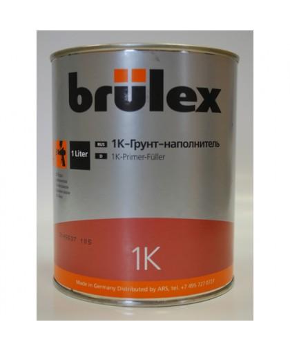 BRULEX 1K-Грунт-наполнитель (светло-серый), 1л