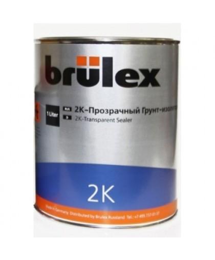 BRULEX 2K-прозрачный Грунт-изолятор, 1л