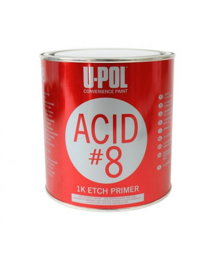 U-Pol ACID 8 Грунт протравливающий, 1 л