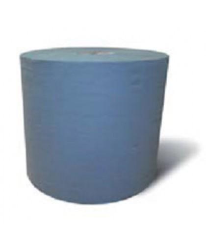SOLID TOP SERVIS P970 - салфетка бумажная 2-х слойная синяя, 24х29 см