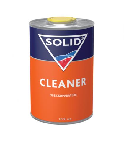 SOLID CLEANER (фасовка 1000 мл) - обезжириватель