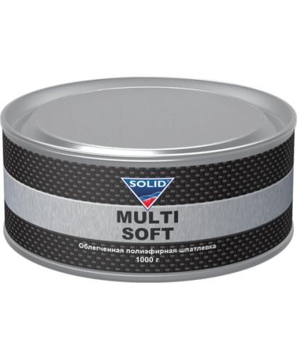 SOLID MULTI SOFT - многофункциональная наполняющая шпатлевка