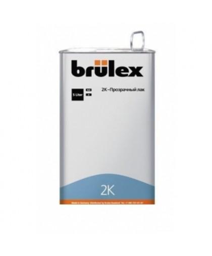 BRULEX 2K-HS-Прозрачный лак Ultra, 5л