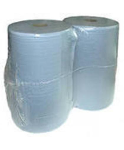 Top10 Двухслойные бумажные безворсовые салфетки для очистки 38х37см, 1000 шт/рулон