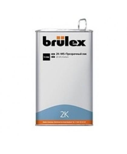 BRULEX 2K-MS-Прозрачный лак Бриллиант, 5л