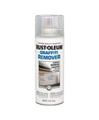 RUST OLEUM Смывка-очиститель граффити и сложных загрязнений, спрей 0,46кг