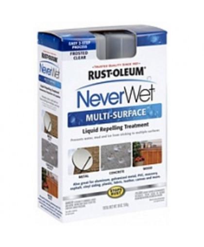 RUST OLEUM NeverWet - защита от влаги, грязи и льда, набор
