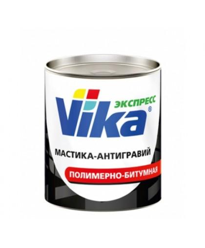 Мастика VIKA Вика Антигравий / полимерно-битумная 1,0 кг.
