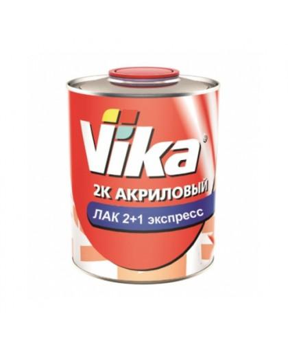 Лак VIKA Вика 2+1 Экспресс акриловый 2К 0,83 кг