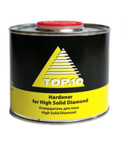Top10 Отвердитель для лака HIGH SOLID DIAMOND 0,5л