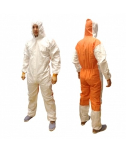 RoxelPro Защитный комбинезон для малярных работ ROXTOP, тип 5/6, размер L