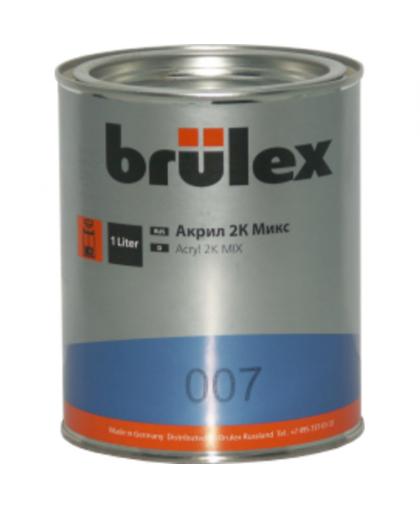 BRULEX Краска акриловая MIX 2К, 1л
