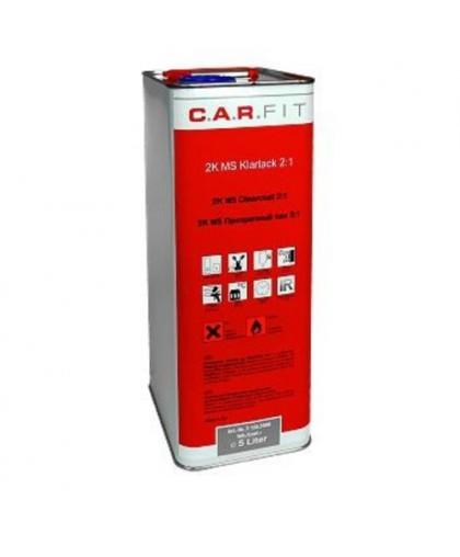 CARFIT Прозрачный лак MS 2:1 5 л