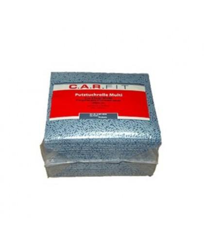 CARFIT Салфетка высокопрочная - обезжиривающая, 420х267 мм, 1уп.-50 листов.