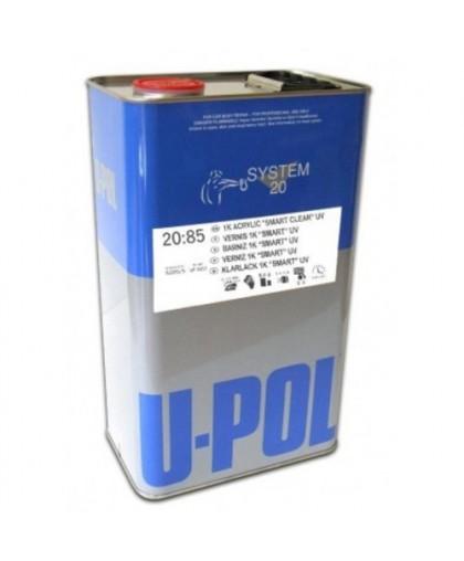 U-Pol S2085 1K Лак акриловый Smart Acrylic, 1 л