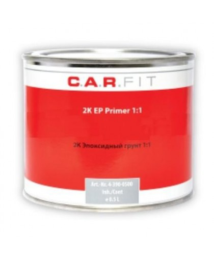CARFIT 2K Эпоксидный грунт 1:1 (0,5 л)