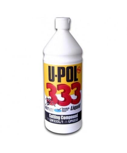 U-Pol Абразивная полировальная паста Cutting Compound Liquid, 1 л