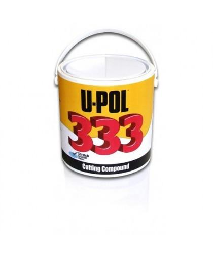 U-Pol Одноступенчатая абразивная полировальная паста Cutting Compound Paste, 1.25 кг