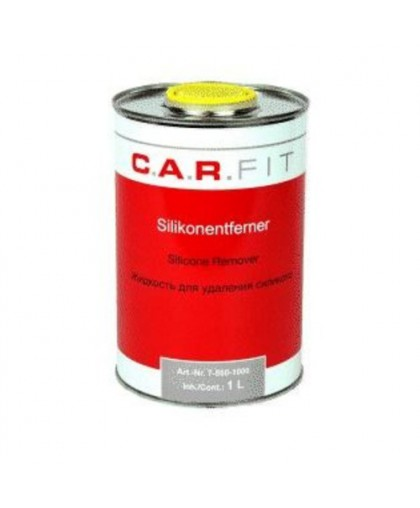 CARFIT Очиститель силикона 1л