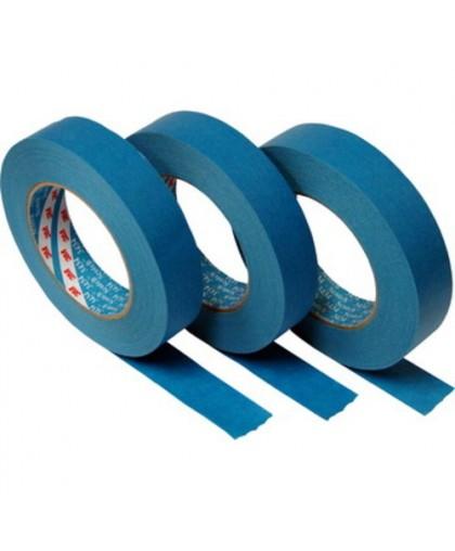 3М 3434, Малярные ленты для оклейки Профи (110 градусов), Водостойкая, 18мм x 50м