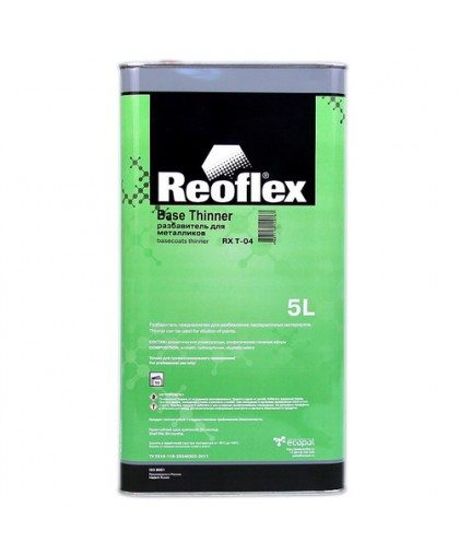 Разбавитель для металликов REOFLEX, уп. 5л (шт.)