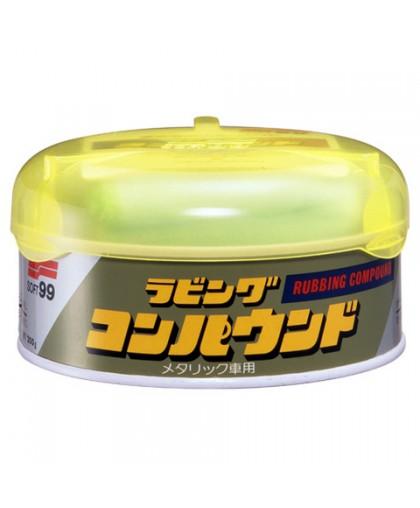 Абразивная полироль Rubbing Compound M Soft99, 200 г Soft99 09055