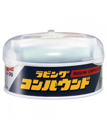 Абразивная полироль Rubbing Compound Std Soft99, 200 г Soft99 09045