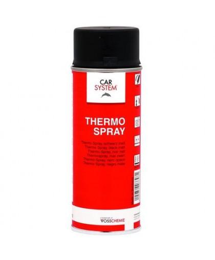 CARSYSTEM Thermo Spray - Термоспрей черный (400мл)