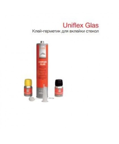 CARSYSTEM Uniflex glas HM набор - Клей-герметик