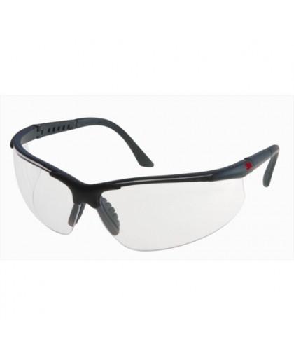 3М 2750 Очки поликарбонатные, открытого типа, цвет линз -прозрачный