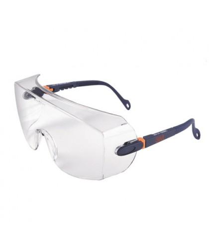 3М 2800 Очки защитные. Цвет линз - прозрачный
