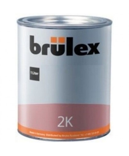 BRULEX Банка жестяная с этикеткой