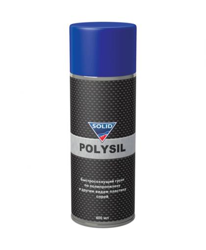 SOLID PROFESSIONAL LINE POLYSIL - грунт по пластику аэрозоль 400мл