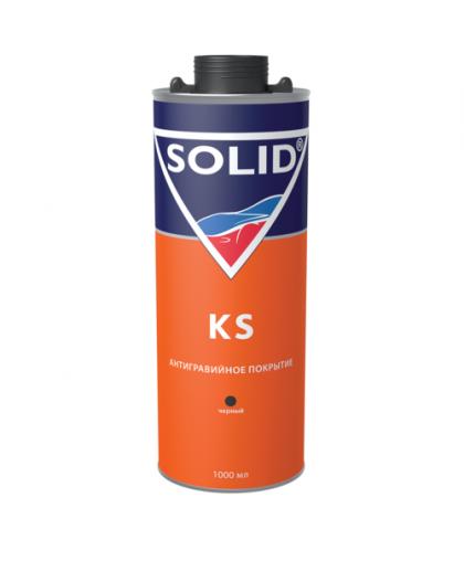 SOLID KS (1000 мл) - антигравийное средство под пистолет