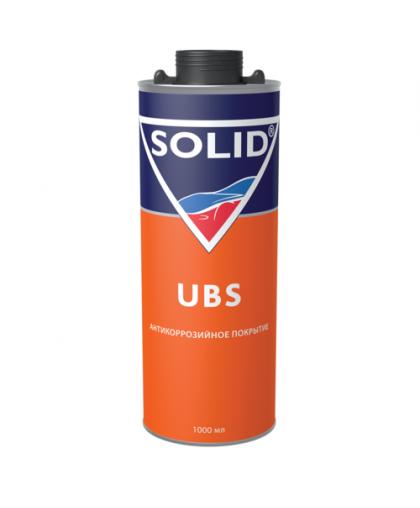SOLID UBS (1000 мл) - аникоррозионное средство под пистолет