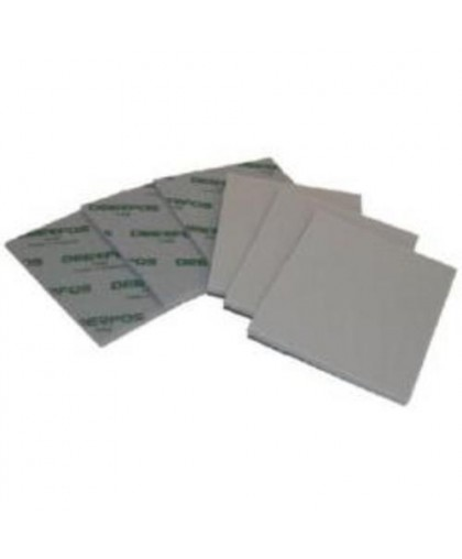 SUNMIGHT Абразивная губка 140х115х5мм, Fine/Тонкое зерно, Fine (упаковка 20шт.)