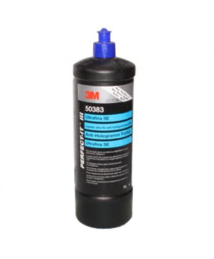 3М Антиголограммная полировальная паста Ультрафина (голубой колпачок), 1литр