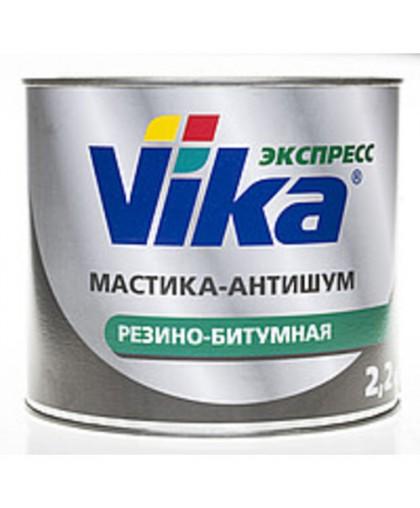 Мастика VIKA Вика Антишум / резино-битумная 2,2 кг.